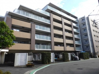 レーベンハイム横浜鶴ヶ峰の外観