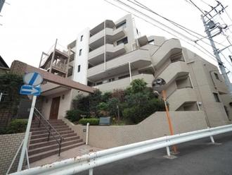 ラミアール南軽井沢の外観