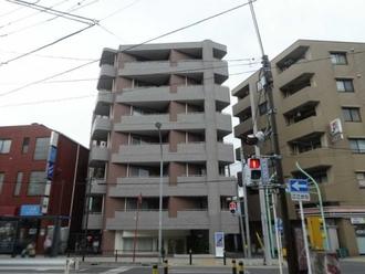 東急ドエル・アルス横濱元町の外観
