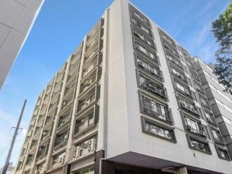 東カングランドマンション横浜パークサイドの外観
