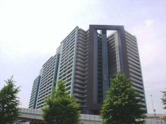 パークスクエア横浜の外観