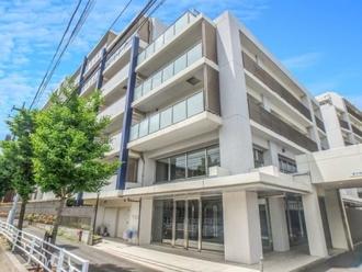 ファインレジデンス横浜片倉パークプレミアの外観