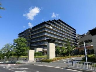 ブリリアシティ横浜磯子K棟の外観