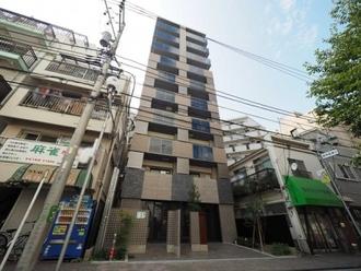 ベルジェンド横濱桜木町グランヴィスタの外観
