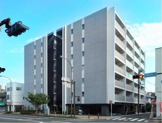 クリオ横濱三ツ沢ガーデンマークスの外観