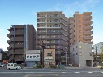 ヴェルディーク横浜新子安の外観