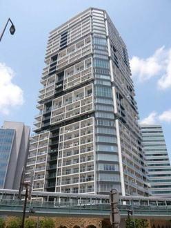 パークタワー横濱ポートサイドの外観