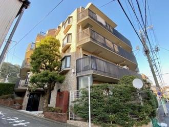 横浜南軽井沢パーク・ホームズの外観
