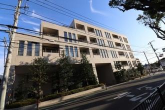 鎌倉御成町マスターズハウスの外観