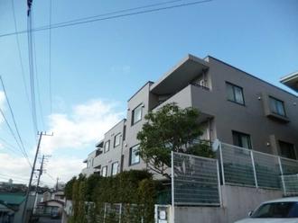 藤沢シティハウスの外観