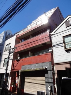 キャッスルマンション西新宿の外観