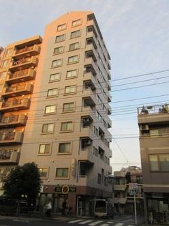 田端クリエイトマンションの外観