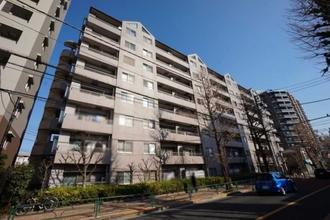 ガーデンホーム笹塚の外観