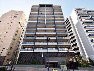 プラウド渋谷本町の外観