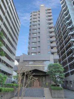 ライオンズシティ西新宿の外観