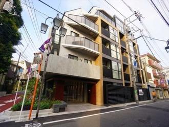デュフレ渋谷本町の外観
