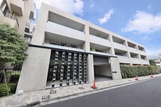ローレルコート笹塚の外観