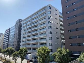 プラウド横浜桜木町の外観