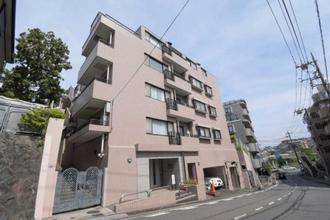 長津田ガーデンハウスの外観