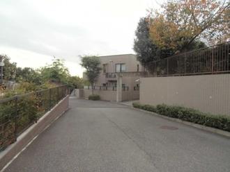 コートハウス日吉本町の外観