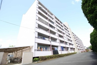 綱島住宅の外観