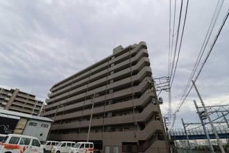 マイキャッスル・ラルジュ横浜西の外観