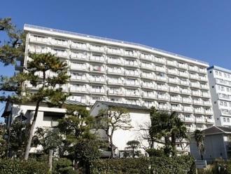 金沢八景マンションの外観