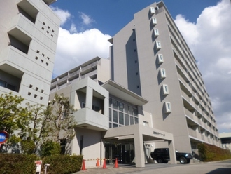 鎌倉岡本ガーデンホームズの外観