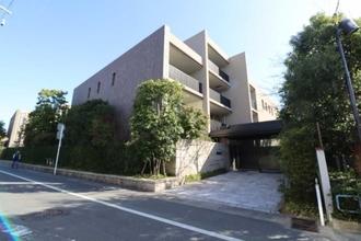 ザ・パークハウス鎌倉二階堂の外観