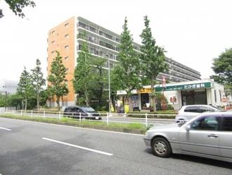 コープ野村湘南本郷台2号棟の外観