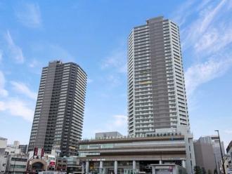 シティタワー国分寺ザ・ツインイースト棟の外観