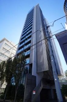 moderno torre sho-to モデルノトッレ松濤の外観