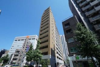グラーサ東京イーストの外観