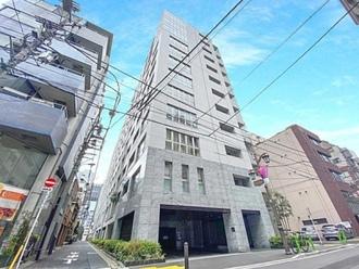 プラウド東京八丁堀の外観