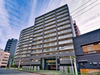 コンパートメント東京中央の外観