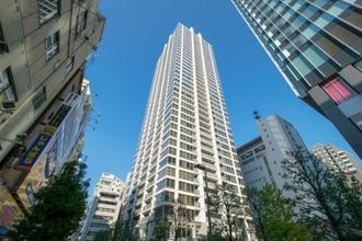 東京タイムズタワーの外観