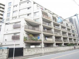 西川口ファミリーマンションの外観
