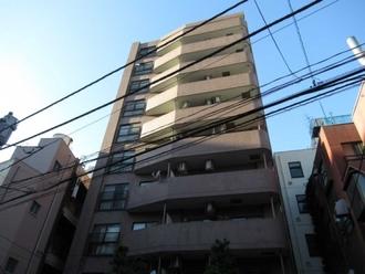 エクメーネ西川口駅前の外観