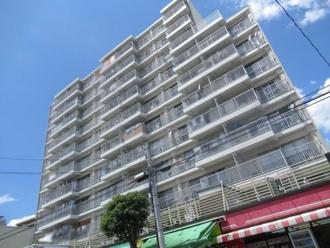 西川口高層ビルの外観