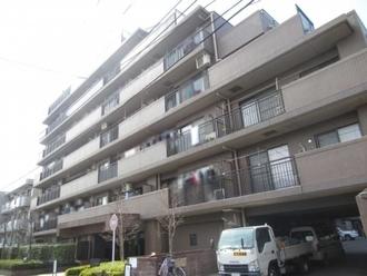コスモ川口朝日町の外観