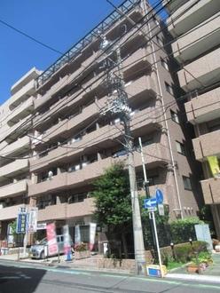 西川口並木第3サニーコートの外観