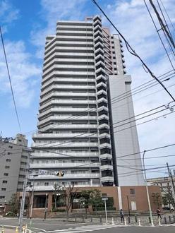 東急ドエル・スカイマークタワー川口の外観