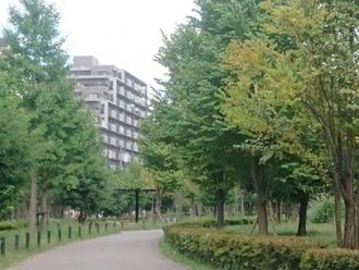 コスモステージ戸田公園の外観