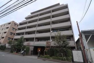クレストフォルム武蔵新城サウスステージの外観