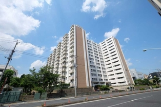 高田馬場住宅の外観