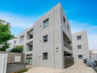 オープンレジデンス幡ヶ谷テラスA棟の外観