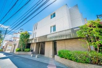 パークハウス西早稲田の外観