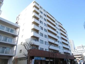 武蔵野エイトマンションの外観