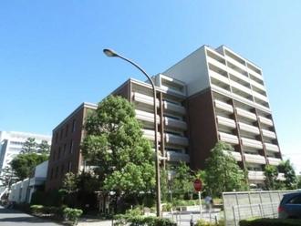 ザ・パークハウス武蔵野中町の外観