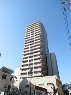 シティタワー北堀江の外観